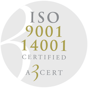 footer iso