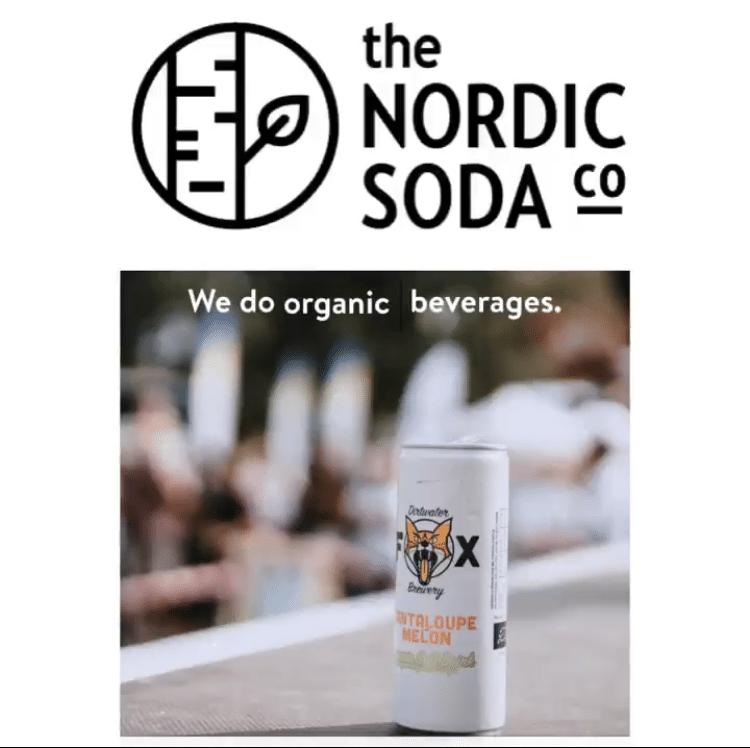 Ny Kund - The Nordic Soda Company