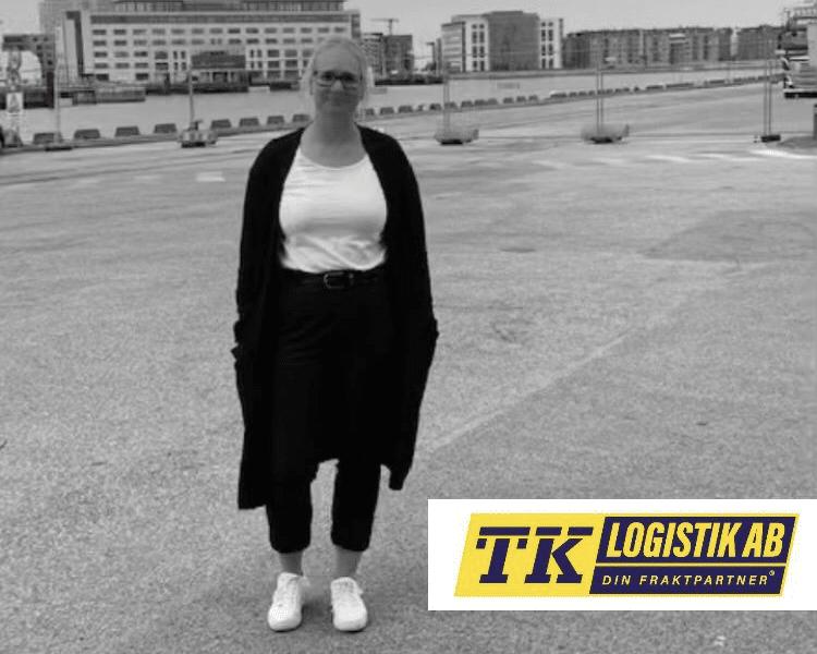 Ny anställd -Kajsa Persson